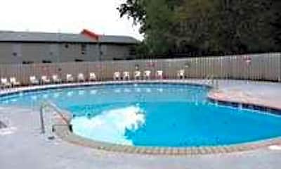 Pool, Cedarfield At Churchland, 2