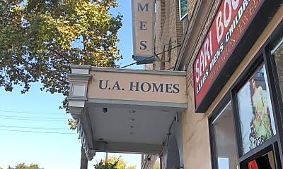 UC Hotel/UA Homes, 1