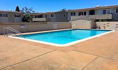 Pool, 619 Willow St, 2