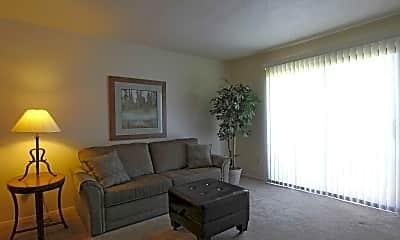 Living Room, Wingate, 1
