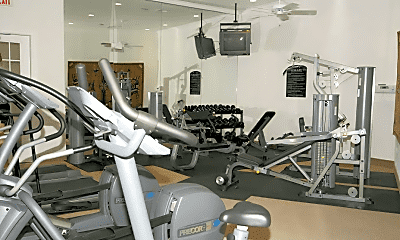 Fitness Weight Room, 2925 Keller Springs Rd, 2