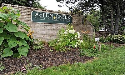 Community Signage, Aspen Creek, 0