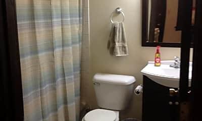 Bathroom, 1636 N Van Buren St, 1