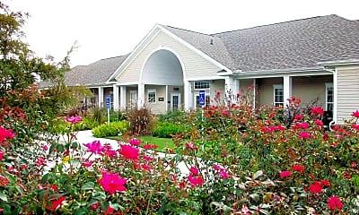 Breckenridge Park Apartments, 1