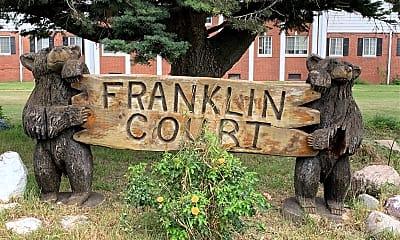 Franklin Court Apartments, 1