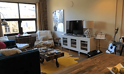 Living Room, 2318 1st Ave N, 2