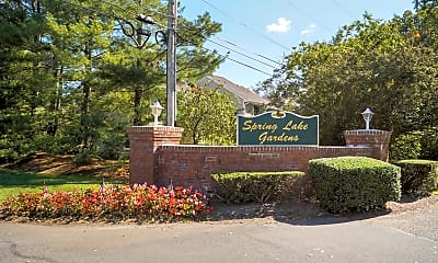 Community Signage, 151 Spring Lake Garden Ct 99, 0