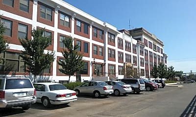 Pioneer Motive Power Place Apartments, 2