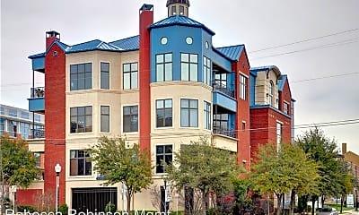 Building, 601 E 1st St, 0