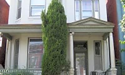 Building, 2033 West Grace Street, 2