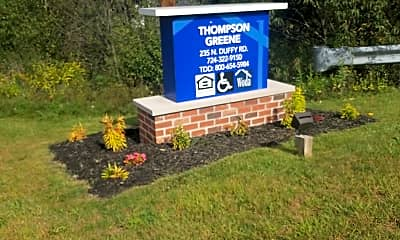 THOMPSON GREENE, 1