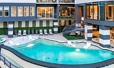 Pool, Bayou on the Bend, 0