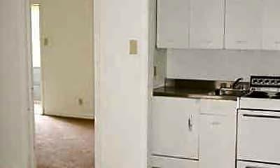 Kitchen, Parkmore Apartments, 1