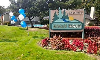 Hogan Woods, 1