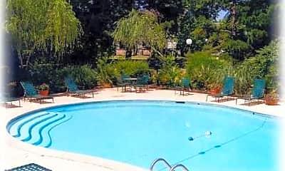 Pool, Aspen Apartments, 0