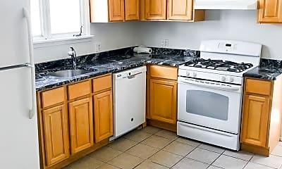 Kitchen, 6136 Jefferson St, 1