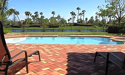 Pool, 9742 Clemmons St, 2