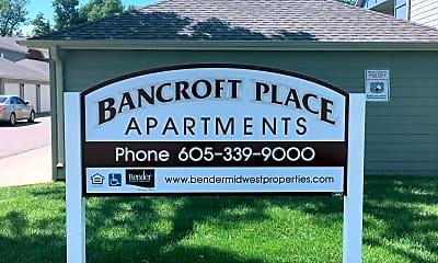 Bancroft Place, 1