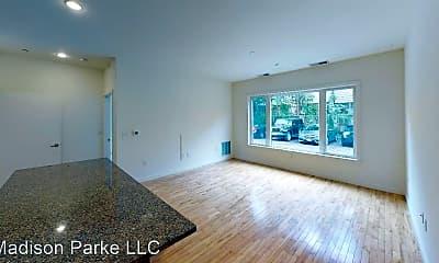 Living Room, 1238 N 28th Street, 1