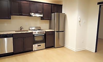 Kitchen, 1421 Spruce Street, 1