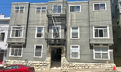 Building, 1324 Jackson St, 0