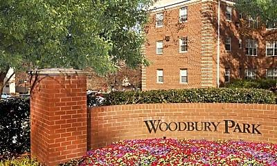 Community Signage, Woodbury Park, 0