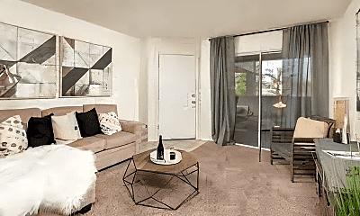Living Room, 1306 F Ave, 2