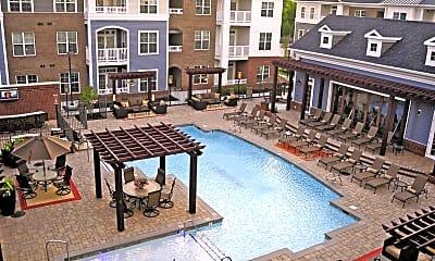 Pool, Cambria at Cornerstone Apartments, 0