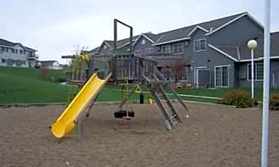 Playground, Vista View Townhomes, 2