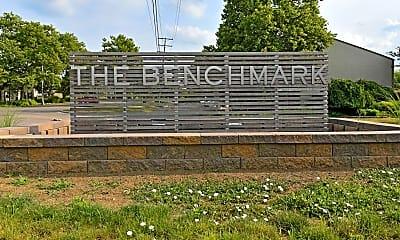 Community Signage, The Benchmark, 2