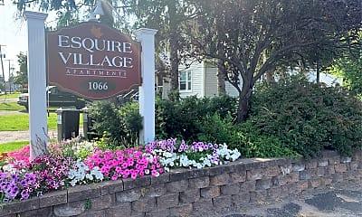 Esquire Village, 1