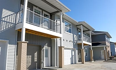 Building, Maplewood Townhomes, 1