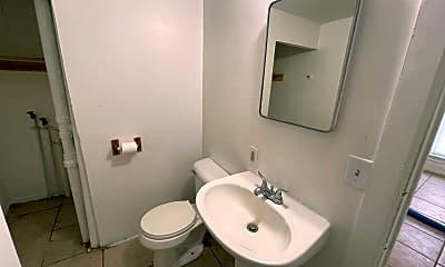 Bathroom, 2522 P St, 2