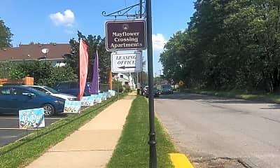 Mayflower Crossing, 1