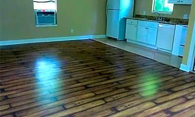 Living Room, 5310 Claremont St, 1