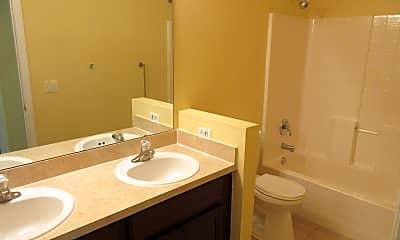 Bathroom, 1123 Hacienda Cir, 2