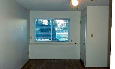 Bedroom, 827 Elm St., 1