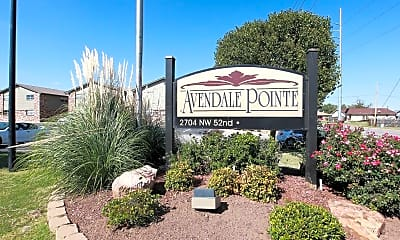 Community Signage, Avendale Pointe Apartments, 0