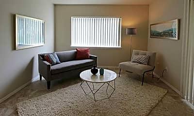 Living Room, Legacy Oaks, 1