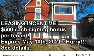 Community Signage, 1405 Forest Ave., 0