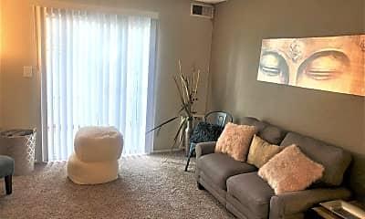 Living Room, 4739 S Fulton Ave, 0