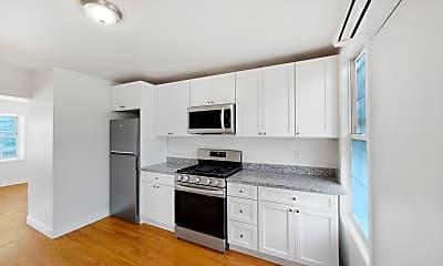 Kitchen, 83 Bolton St., #3, 1