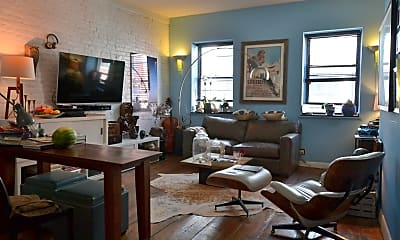 Living Room, 220 E 13th St 4, 0