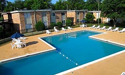 Pool, Broadmoore Gardens, 1