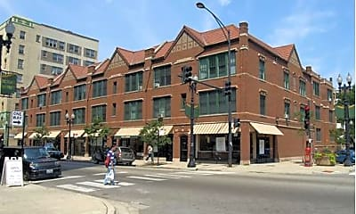 Building, 5608 N Kenmore Ave 1, 0