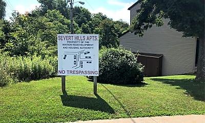 Severt Hills, 1