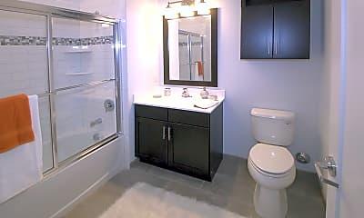 Bathroom, The Hub at Metuchen, 2