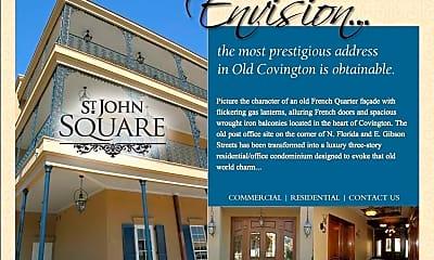 St. John Square Luxury Condominiums, 1