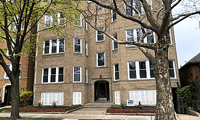 Building, 4842 N Hoyne Ave, 1