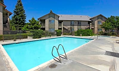 Pool, Morningside Creek Apartments, 0